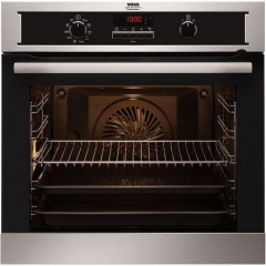 A gourmet cook deserves a quality oven