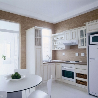 Apartment kitchen decorating ideas