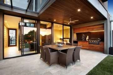Design the perfect outdoor kitchen