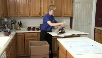 How to pack your kitchen effectively