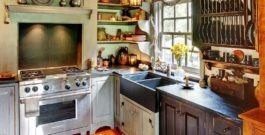 Design a Kitchen with Recycled Materials