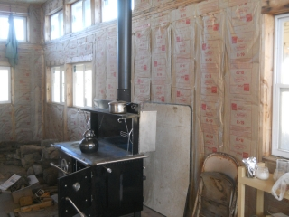 Are you renovating the kitchen Don't forget to add insulation