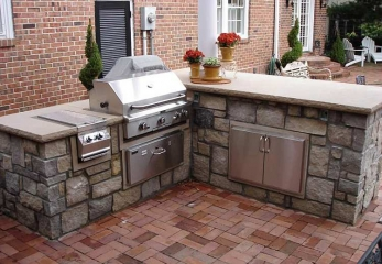 The benefits of having an outdoor kitchen