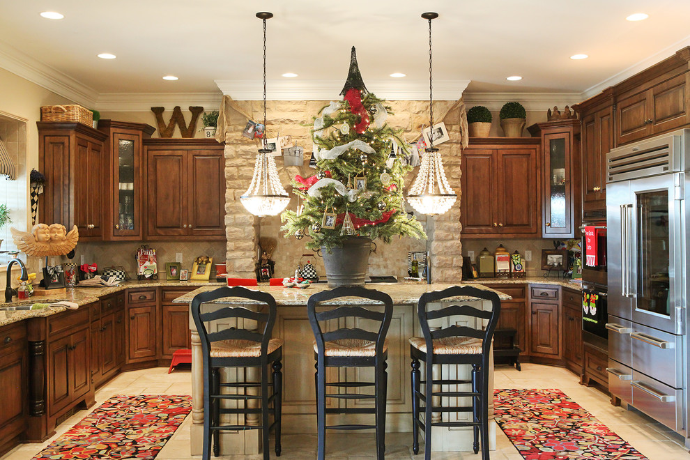 How To Decorate Your Kitchen This Christmas